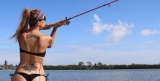 Любовь навеки: стройные красотки, которые обожают рыбалку (Фото)
