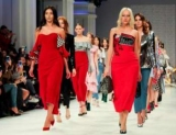 Презентація і гасіння поштової марки Ukrainian Fashion Week