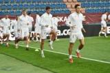 Сборная Украины в белых провел тренировку перед игрой против Чехии