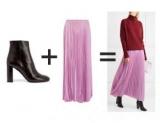 З якою взуттям носити спідницю взимку: прості приклади, які ти легко повториш