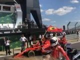 Феттель в неймовірній розбиранні виграв Гран-прі Великобританії
