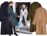 Модні плащі і тренди на осінь: де купити і які вибрати