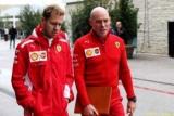 Головний інженер Ferrari: «В 2019-му Феттель повернеться більш вмотивованим»
