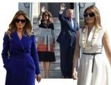 Голосуємо! Азіатський тур Трамп: пальто за 2 795$ і японські шанувальниці стилю Меланії Трамп