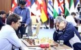 Иванчук не может преодолеть армянский барьер в Кубке мира