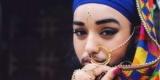 Нестандартная красота: девушка с 15-сантиметровой бородой стала моделью (Фото)