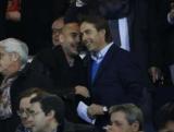 Гвардиола поддержал втором этаже после увольнения из «Реала»