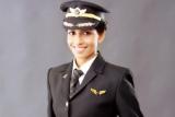 СМИ рассказали о ни разу не летавшей в качестве пассажира девушке-пилоте