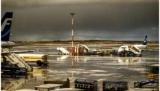 В Хельсинки в самолет загорелся багаж, задержка рейса