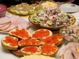 Новый год 2018, без угля: сколько хранятся продукты с новогоднего стола