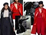 Шпигунський шик: шкіряні плащі як у Трініті на показі Christian Dior